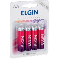 Pilhas AA Elgin.