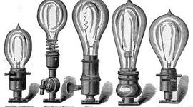 Evolução da Lâmpada Edison