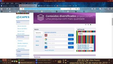 Portal CAPES.