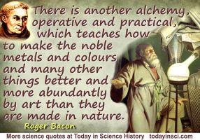 Roger Bacon.