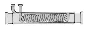 Condensador Espiral.