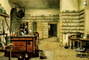Laboratório de Michael Faraday