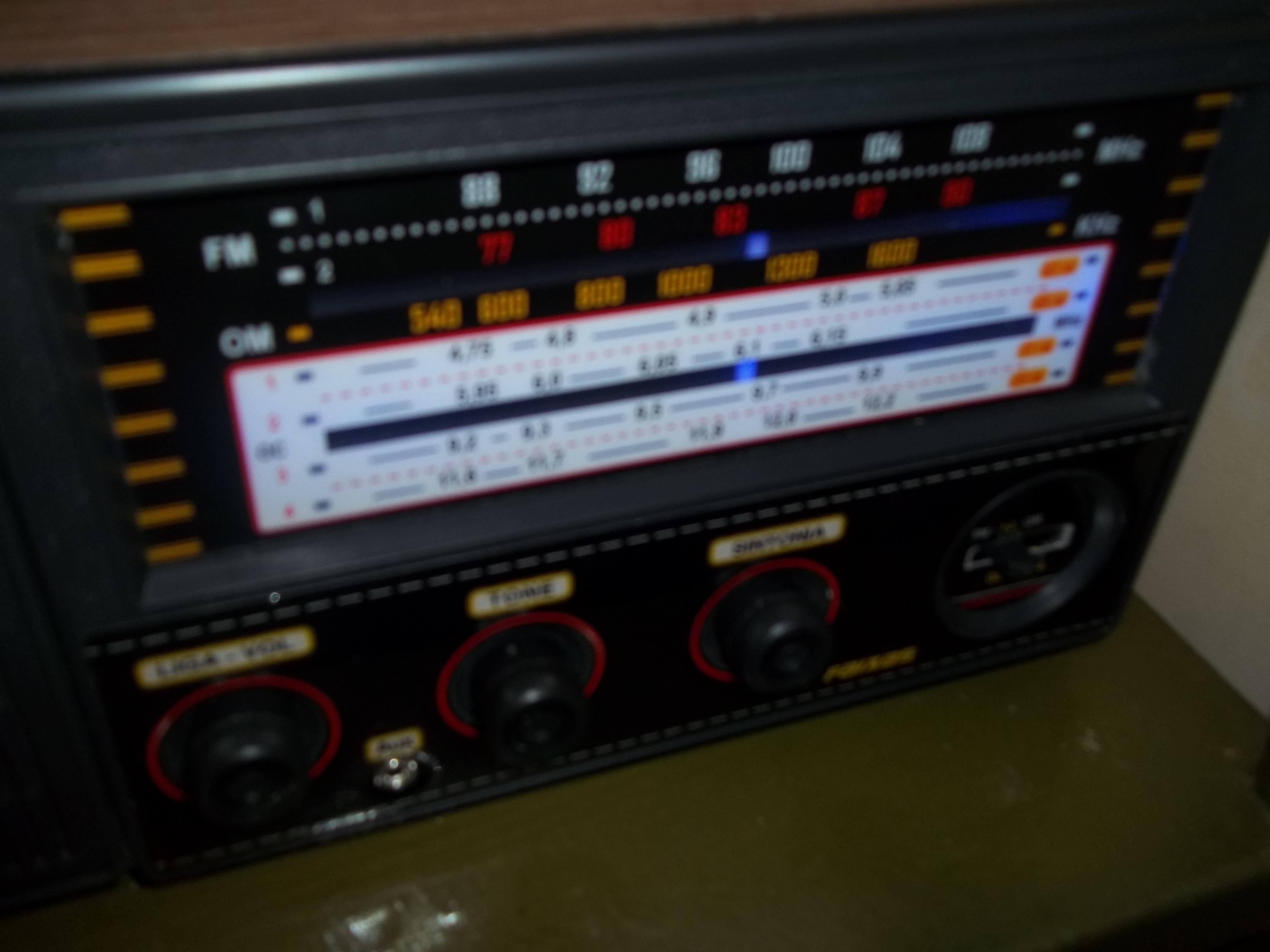 Meu Rádio Poneradio Companheiro CRC-71. (2020).