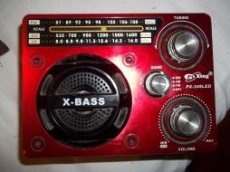 Meu Rádio Pu Xing PX-249LED.