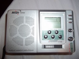 Rádio MIDI, Japão, Modelo MD9500-SD