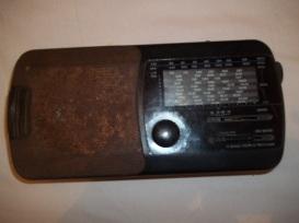 Meu Velho rádio Inglês Cougar, de 1990
