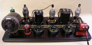 Receptor Experimental Super Heteródino, de 1930