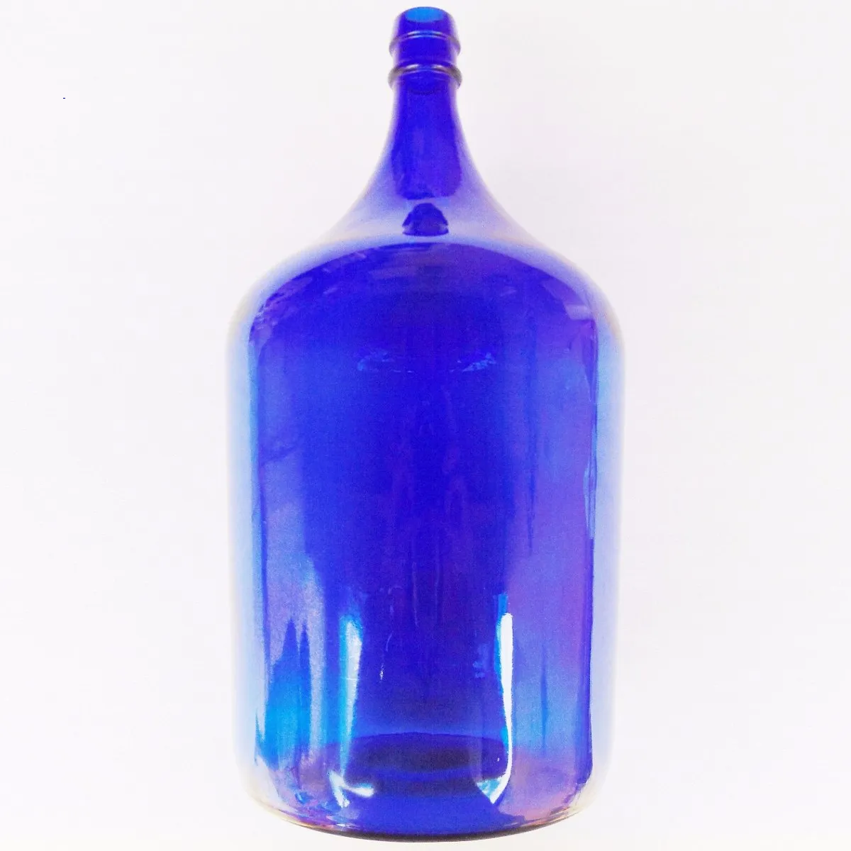Antigo Garrafão Azul, Decorativo