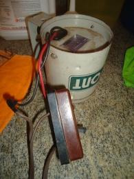 Reator Helfont Eletromagnético, Para Lâmpada de Vapor de Mercúrio de 400 Watts.